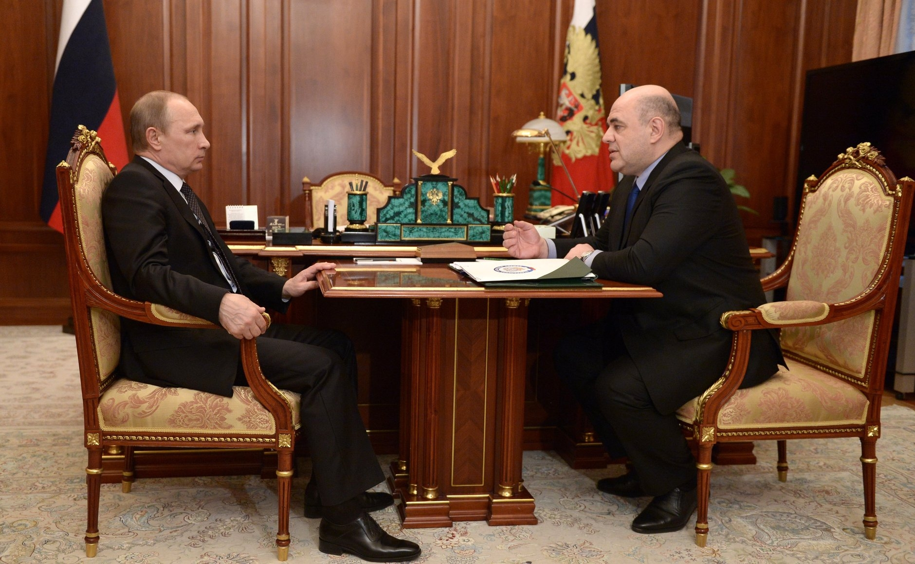 От шеф на кадастъра до премиер – кой e Михаил Мишустин