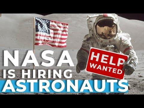 НАСА търси астронавти