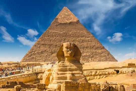Пирамида или гробница – загадка от Египет