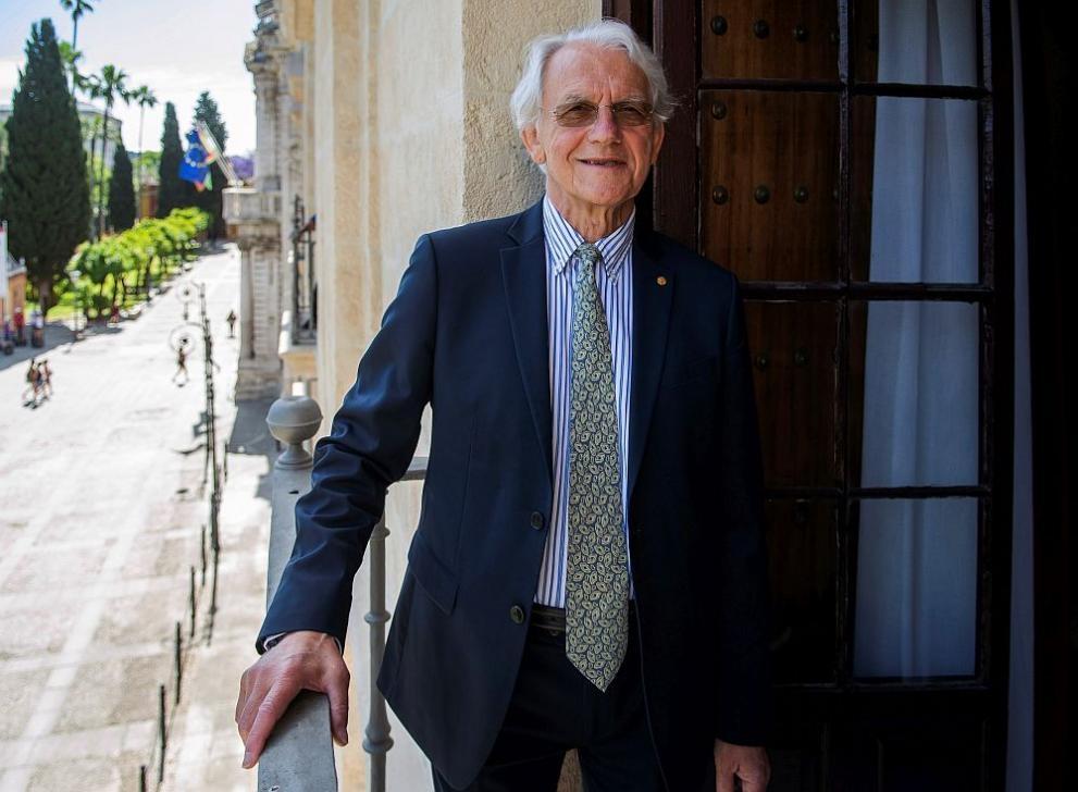 Нобелов лауреат с лекция в БАН днес