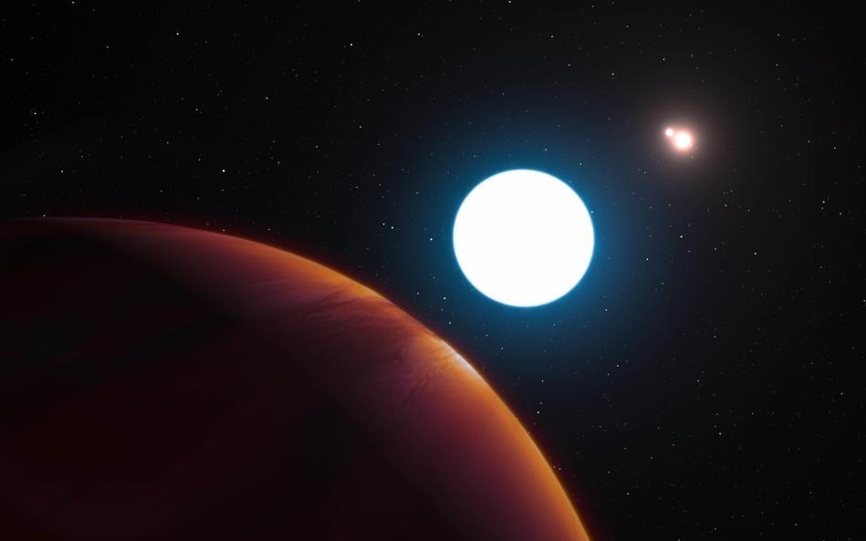 Какво е пухкава екзопланета