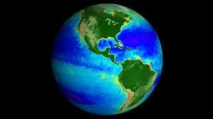 Как Земята се изчисти, докато #stayhome