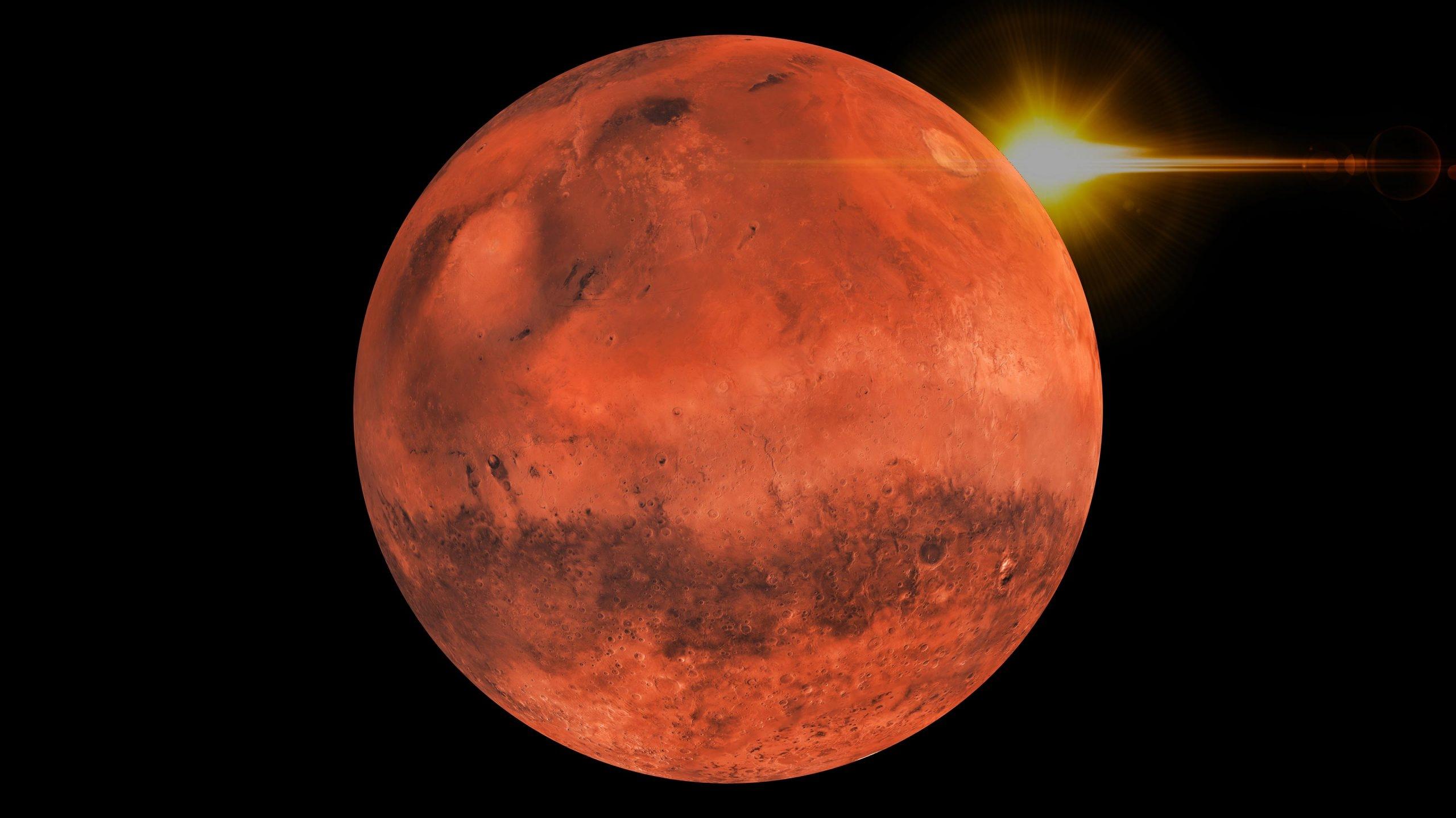 Японски геолози пресъздадоха ядрото на Марс