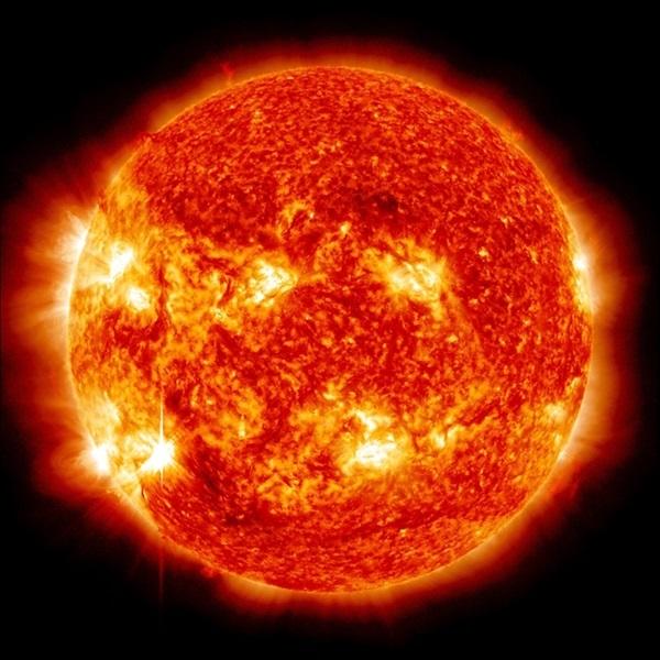 Слънцето бори коронавируса