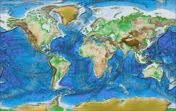 Картографират океанското дъно