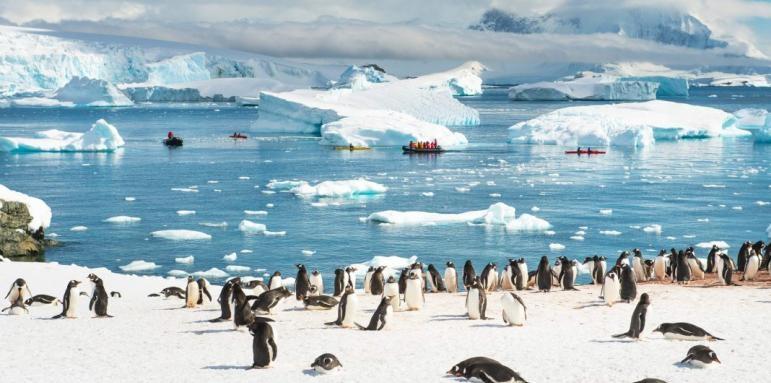 Регистрираха необичайни неутрино потоци в лаборатория на Антарктида