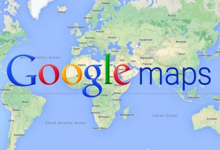 Гугъл прави картите по-детайлни