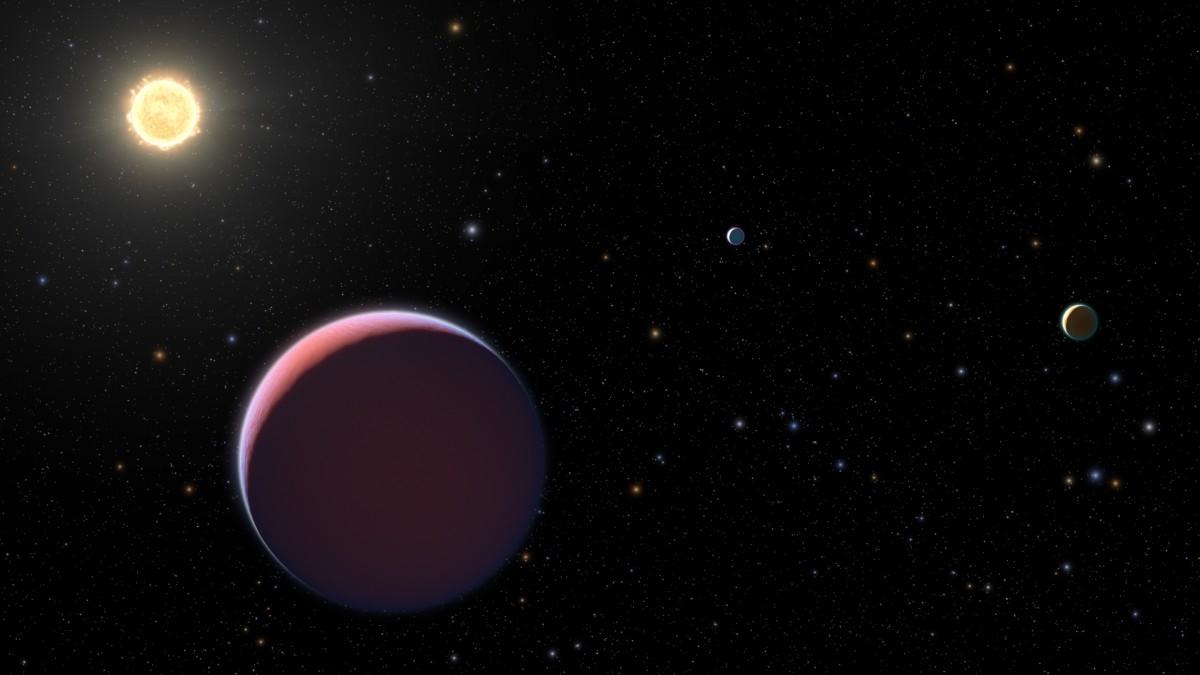 Изкуствен интелект потвърди съществуването на 50 екзопланети
