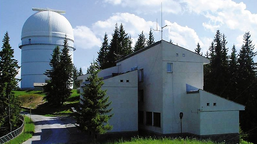 40 години обсерватория в Рожен