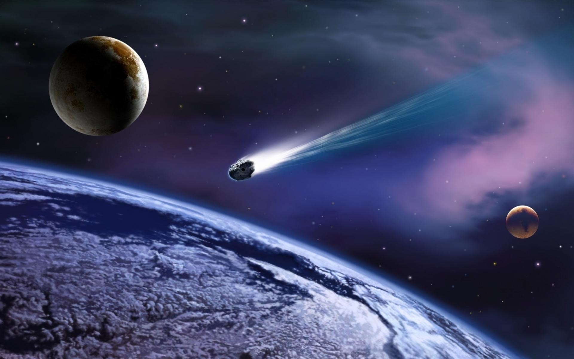 Метеорити намериха в Англия