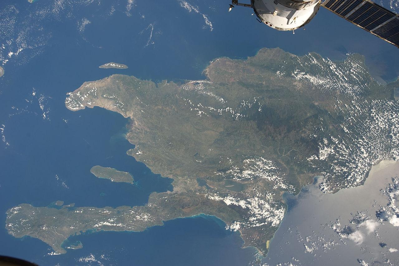 Доменикана покани космонавта, снимал страната от МКС