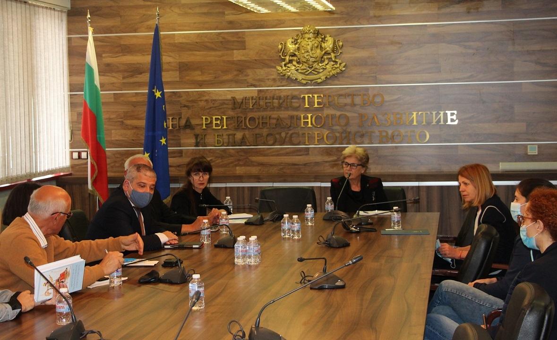 МРРБ ще помага за ВиК на София