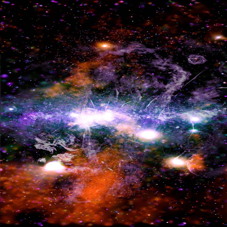 НАСА публикува снимка на Млечния път
