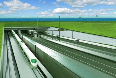 Denmark is building a mega tunnel to connect with Germany