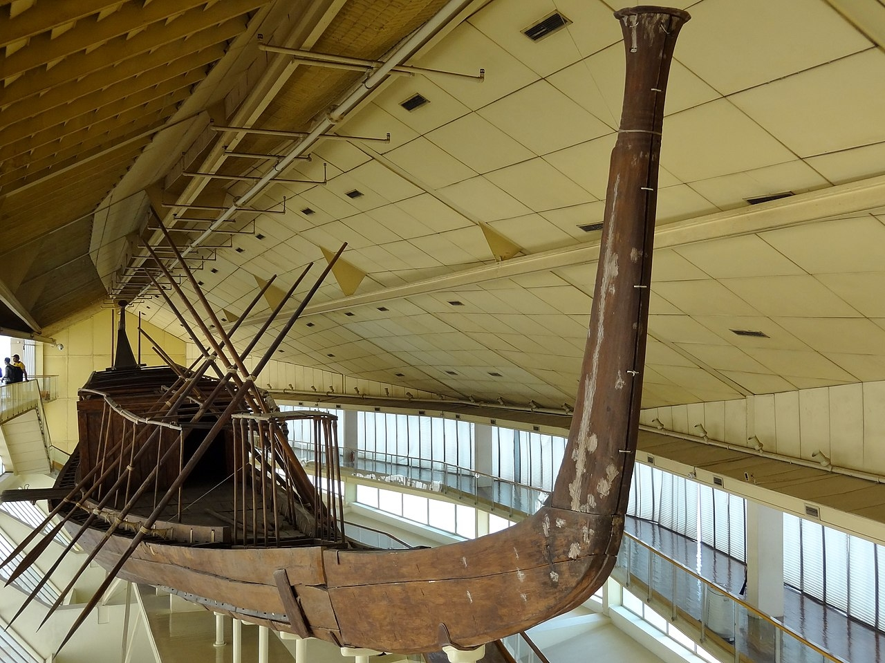 Предизвикателство за инженерите: Огромна ладия от времето на фараоните