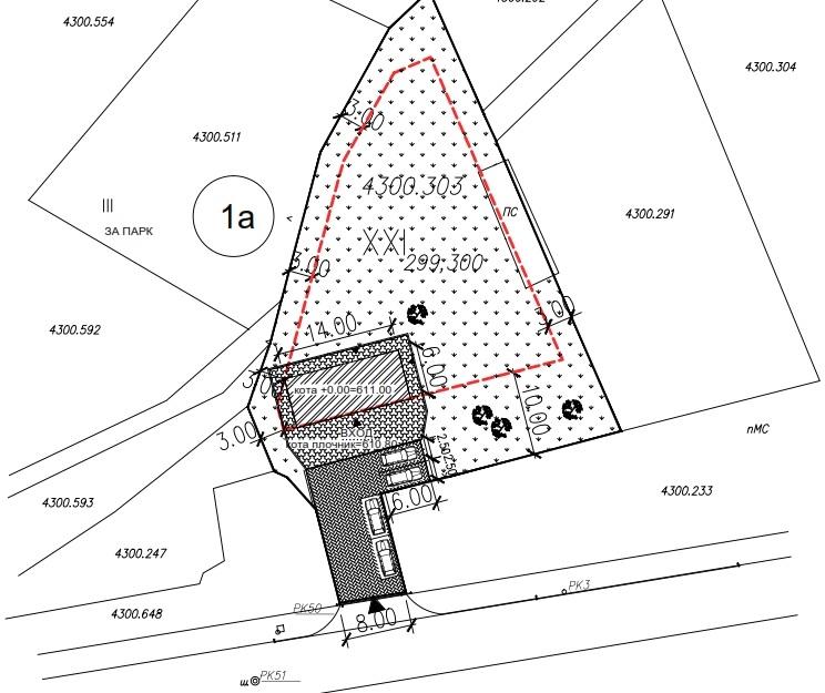 Преместваеми обекти съгласно ЗУТ и техният режим в кадастралната карта