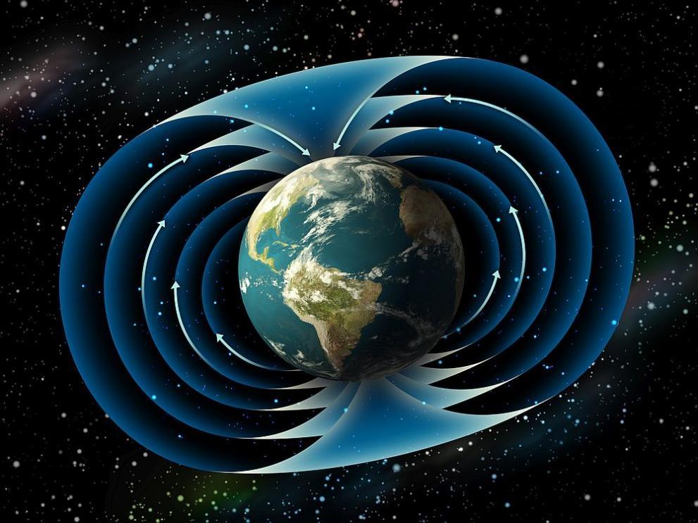 Откриха цикли на магнитното поле