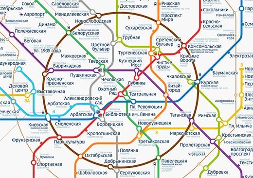 В метрото в Москва пътуват без билети, а със ситема за лицево разпознаване